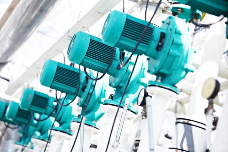 Lắp đặt hệ thống bơm công nghiệp