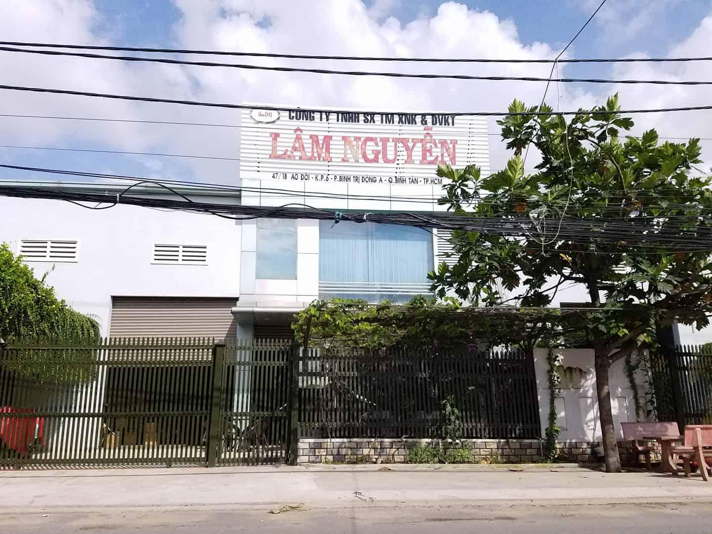 Công ty Lâm Nguyễn Technic