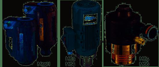 motor bơm thùng phuy