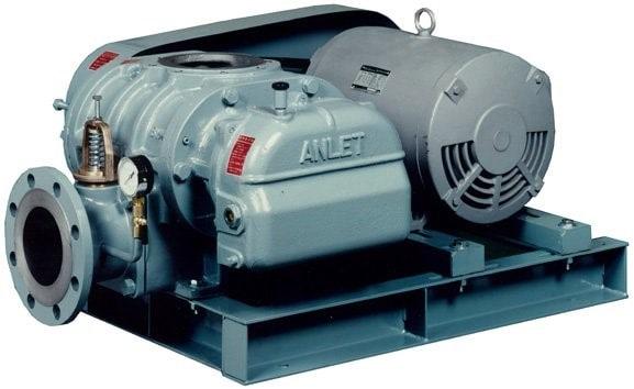 máy thổi khí Anlet